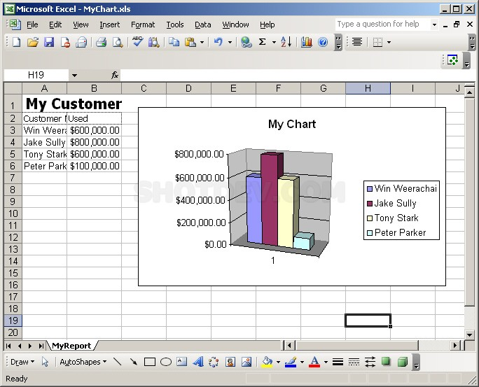 how to add a vertical line in excel graph