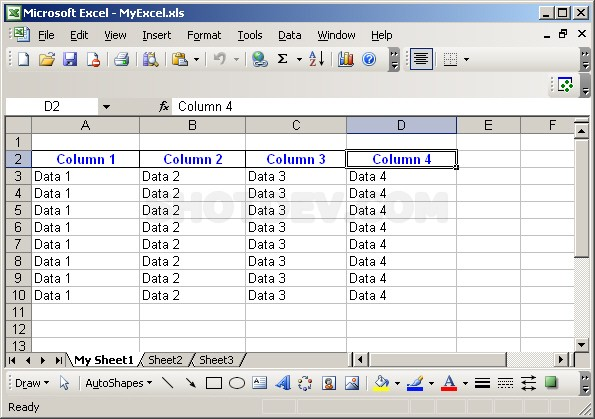 1 Excel tutorial on the net  Excel Easy