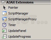 ASP.NET(vb.net) & Ajax Extenstions