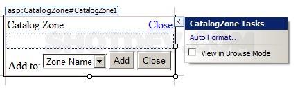 ASP.NET(vb.net) & CatalogZone - asp:CatalogZone