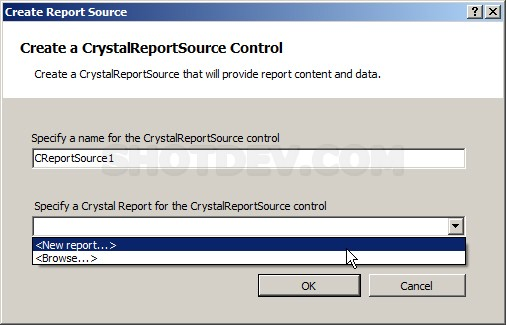 ASP.NET(vb.net) & CrystalReportViewer